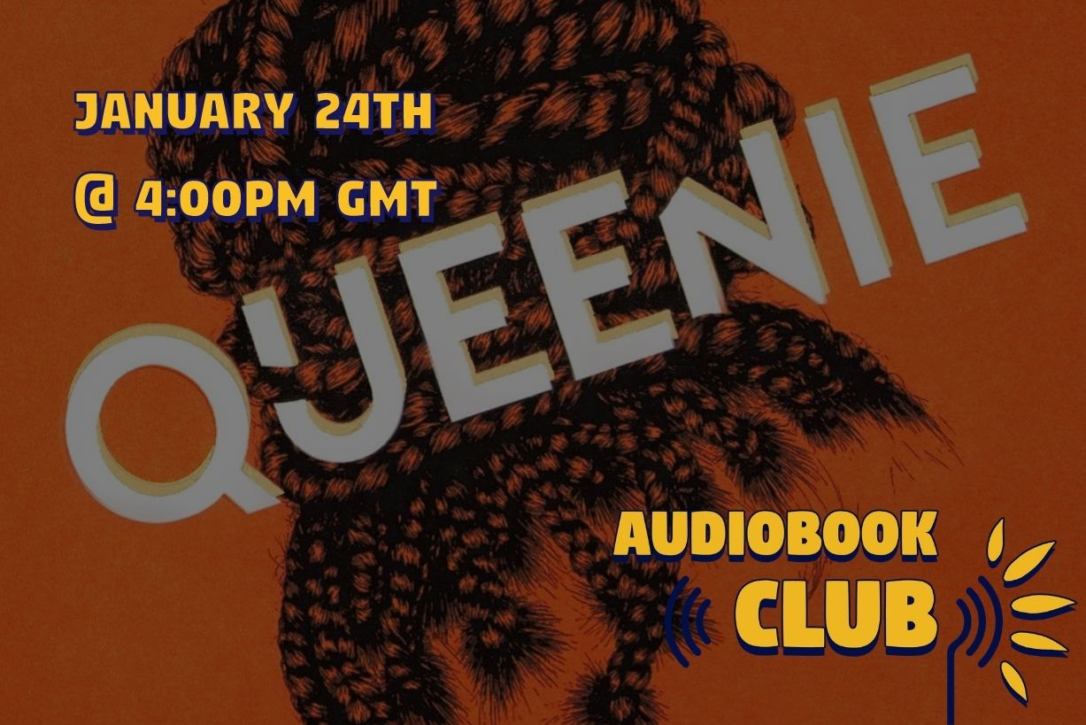 January Audiobook Club: Queenie