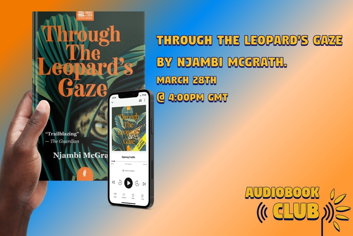 March AudioBook Club: Through The Leopards Gaze (Event)