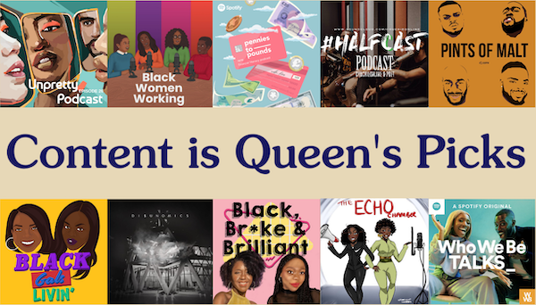 10 Black-led podcasts you should listen to